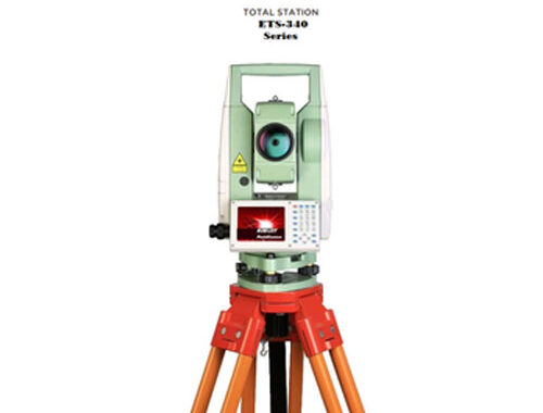 Robust-ETS-341-Total-Station