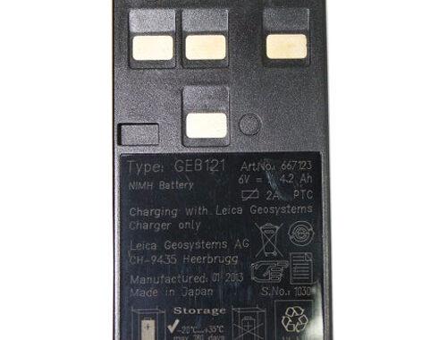 Leica-GEB-121-Battery