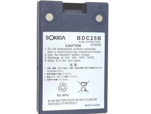 Sokkia-BDC25B-Battery